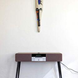 Ruark Audio R7 High Fidelity Radiogram - Voodoo you do? Des R7 zierliche Gestalt harmoniert mit vielfältigen Interieurs