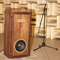 Messungen Tannoy Prestige Turnberry GR Limited Edition Alnico