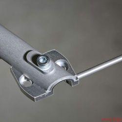 Thorens TP 92 OEM - Überhang-Justage durch Verschieben der Headshell