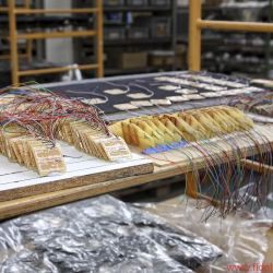 Backes & Müller BM Line 20 - Audiophile Manufaktur: Die Fertigungstiefe bei B&M erreicht unglaublich hohe Werte