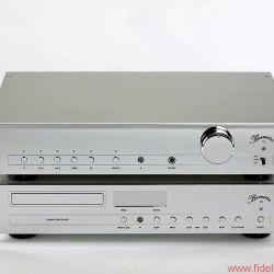 Burmester 101 und 102 Vollverstärker CD-Spieler