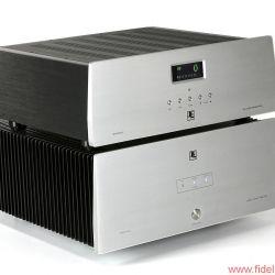 JE Audio Reference 1 Dyad S400 - Vom äußeren Erscheinungsbild her gibt sich die Kombi stattlich, optisch aber eher unaufdringlich.