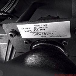 Onda Ligera Reflector 218Q