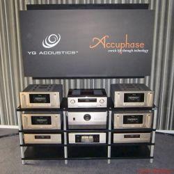 Accuphase und YG Live in Haltern 2016