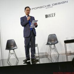 Launch Event Porsche Design und KEF