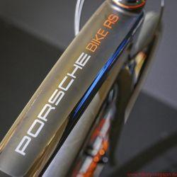Launch Event Porsche Design und KEF - Detail Porsche Bike
