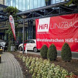 Westdeutsche HiFi Tage 2016 im Hotel Maritim Bonn, ausgerichtet von HiFi Linzbach