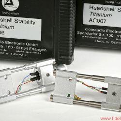 Clearaudio Stability Headshell
