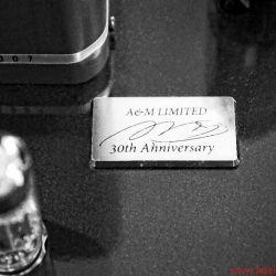 """Air Tight ATM 300 Anniversary - Die ATM 300 Anniversary ist kein wirklich """"neues"""" Modell, vielmehr wurden einige Bauteile geändert und Teile der Schaltung auf die Takatsuki-Endröhren TA 300B angepasst, die bei dieser limitierten Sonderedition zur Erstausstattung gehören."""