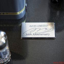 """Air Tight ATM 300 Anniversary -Die ATM 300 Anniversary ist kein wirklich """"neues"""" Modell, vielmehr wurden einige Bauteile geändert und Teile der Schaltung auf die Takatsuki-Endröhren TA 300B angepasst, die bei dieser limitierten Sonderedition zur Erstausstattung gehören."""