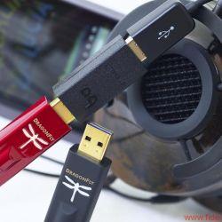 AudioQuest Dragonfly Red und Dragonfly Black - Vor allem als zusätzlicher Klangoptimierer an Smartphones: Die Anschaffung des AudioQuest JitterBug lohnt sich.