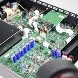 T+A Komplettanlage bestehend aus PA 2500 R, MP 2000 R, G 2000 R