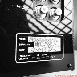 Audio Note (UK) Meishu