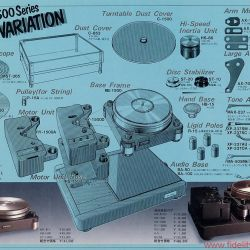 HiFi Legenden Micro Seiki RX-1500