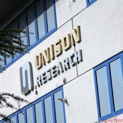 FIDELITY zu Gast bei Opera und Unison Research in Casier, Italien