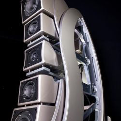 The Wilson Audio WAMM Master Chronosonic Loudspeaker