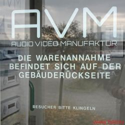 AVM im Who is Who in High Fidelity