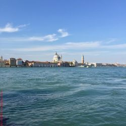 FIDELITY visits Mr. Mark Levinson of Daniel Hertz on the island of Certosa, Venice, Italy