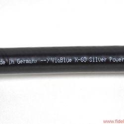 Viablue X-Silver Netzkabel