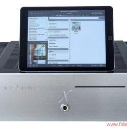 X-Odos Xo One Musikserver - Perfekte Einheit aus Manufaktur-Musikserver und Fernsteuerung über iPad