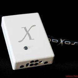 X-Odos Xo One Musikserver - Der optionale brandneue Infrarot-Sender dient optional als LAN-Infrarot-Schnittstelle zur Fernsteuerung der HiFi-Anlage via Bedien-App.