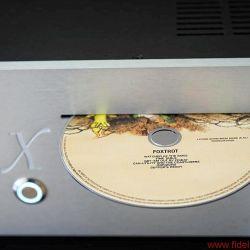 X-Odos Xo One Musikserver - Das CD-Rippen geschieht automatisch und hochpräzise.