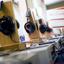 AudioQuest NightOwls und NightHawks - Norddeutsche HiFi Tage Hamburg 2017