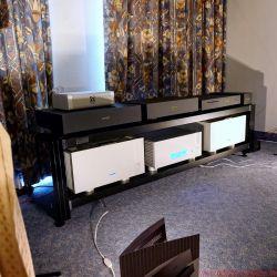Boenicke Audio C5 mit CAD und Ypsilon auf Shambala von Subbase Audio - Norddeutsche HiFi Tage Hamburg 2017