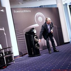 Bowers & Wilkins 800 D3 - Norddeutsche HiFi Tage Hamburg 2017