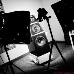FIDELITY 31 Wilson Audio Yvette Lautsprecher