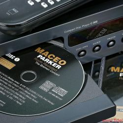 FIDELITY 31 NAD C 568 CD-Spieler
