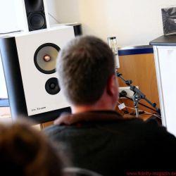 Grimm Audio mit Trinnov - Norddeutsche HiFi Tage Hamburg 2017