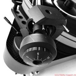 Test Pro-Ject RPM 5 Carbon Plattenspieler