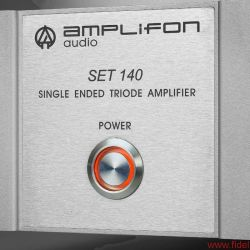 Amplifon Audio SET 140 Single Ended Triode Amplifier