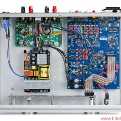 Test English: Daniel Hertz M9 integrated amplifier