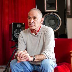 Mr. Mark Levinson of Daniel Hertz in Venice