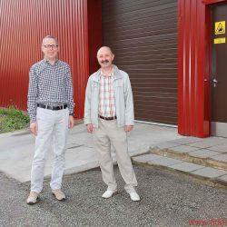 FIDELITY zu Besuch bei Audes in Estland