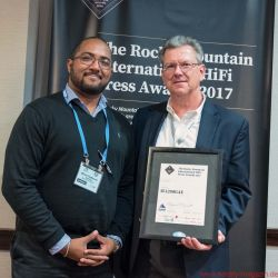 Rocky Mountain International Hifi Press Award RIHPA 2017