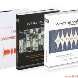 Who is Who in High Fidelity Bundle 4
