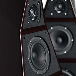 Wilson Audio Yvette WA Exklusivbilder