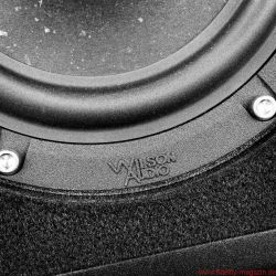 Wilson Audio Yvette Black & White