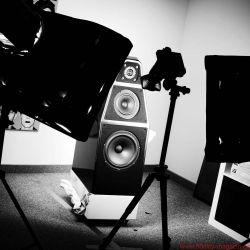 Wilson Audio Yvette Black & White