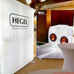 KEF Black Muon und HEGEL in Würzburg