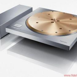 Technics SP-10R Laufwerk