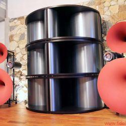 Avantgarde Acoustic Trio Horn