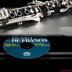 Lindemann Musicbook 15 DSD - Das Musicbook 15 DSD kann dank des eingebauten TEAC-Laufwerks auch als hochwertiger CD-Player fungieren.