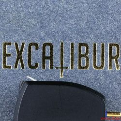 FIDELITY Award Winner 2018 Excalibur Black