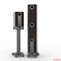 ELAC Power Speaker with stand