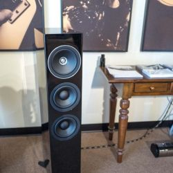 Technics at Alma Audio, San Diego, California