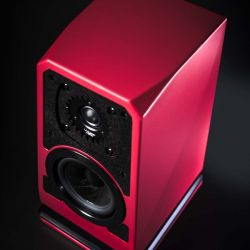 Wilson Audio TuneTot Cove Crimson